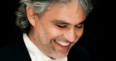 "At Lourdes, Blind Tenor, Andrea Bocelli, Asked for Serenity not his Sight…""That yes, Our Lady has surely given this gift to my son"" …Sings Ave Maria inside Roman Colosseum – 54 million views – Goosebumps!"