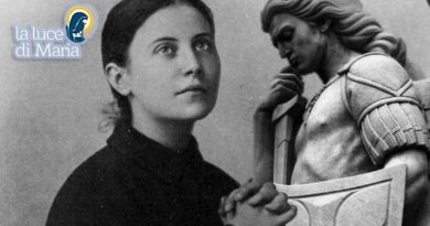 Santa Gemma Galgani explains how the Guardian Angel helps us and beautiful prayer to offer to your angel