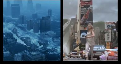 What if Mega-Tsunami hit the United States – Modern day Noah's Great Flood? – Epic Short Video – Also read about the millionaire who built a modern day Noah's ark