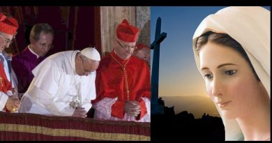 "The extraordinary prophecy of John XXIII concerning Pope Francis and Medjugorje secrets! Let's read it today –  Why the year 2033 matters ""The two Babylonians are destroyed"""