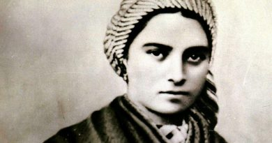 A special prayer begging to ask for a grace from Saint Bernadette – February 27, 2020