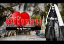 "Plea for intercession to Saint Bernadette, seer of Lourdes. ""We implore you to listen to our pleading prayers so that we can be healed of our spiritual and physical imperfections.'"