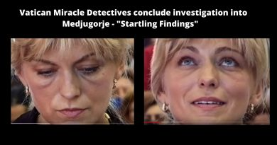 Leaked Medjugorje report: Vatican Miracle Detectives' startling conclusions – Now will the world wake-up to the greatest mystery on earth?