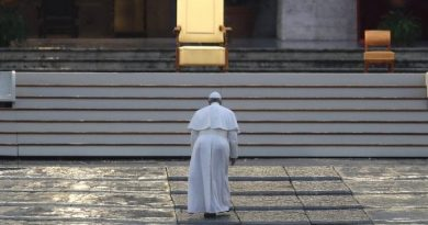 Reminder – Pope: Confess sins directly to God if no priests available during virus pandemic