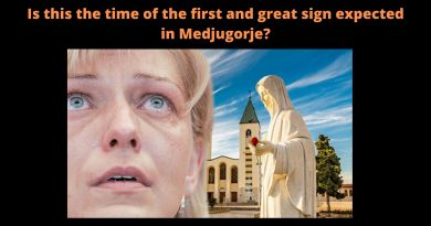"Coronavirus Chastisement in Italy has Big Italian Catholic News Site asking: ""Is this the time of the first and great sign expected in Medjugorje?"""