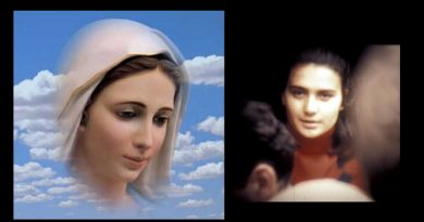 """The Coronavirus Pandemic and two Visionaries: Seer from Garabandal breaks silence: """"God is detaching us from the securities of this world."""" Visionary…Monthly Messages at Medjugorje come to an end. Is Our Lady's Triumphant moment at hand?"""