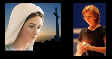 "May 25, 2020 Medjugorje Monthly Message for the World ""PRAY WITH ME FOR A NEW LIFE FOR ALL OF YOU."""