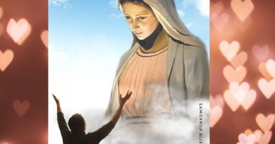 Medjugorje: Our Lady tells us how to defeat satan, fear, suffering, and fatigue.