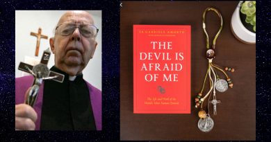 "The Devil is real: New book on Rome exorcist reveals how he terrified the Devil himself…""I am Lucifer"""