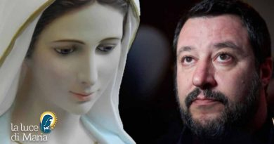 "Italian Senator Matteo Salvini: ""Our Lady of Medjugorje prays for Italy"""