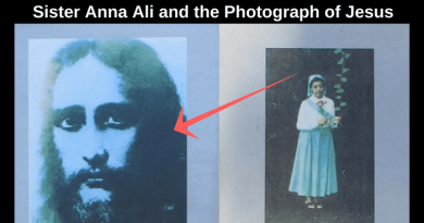 "The prophecy of Sister Anna Ali and the Miracle Photograph of Jesus… ""It is the hour of Satan, This is the hour of the Apocalypse"". Prophecy claimed Italy would be particularly hard hit."