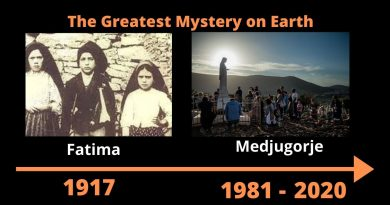 Paradox – The Greatest Mystery on Earth – The little-known secret that connects Fatima to Medjugorje – Video