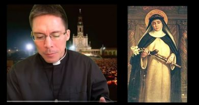 Forgiveness of Sin During Chastisement & St. Catherine of Siena – Fr. Mark Goring