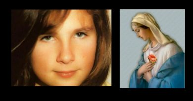 """The Mystery: The two powerful prayers that Our Lady from Medjugorje brought to Earth from Heaven -""""The flame of your heart. O Mary descend on all men.""""  Recite them on Good Friday"""