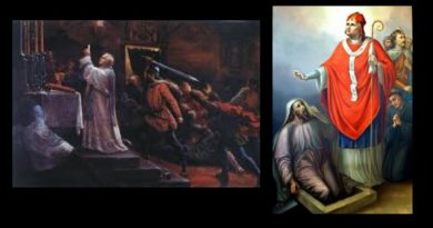 A Resurrected Man Chooses to Return to Purgatory – The amazing story when St. Stanislaus of Krakow raised man from the dead.  Refuses to stay on earth.