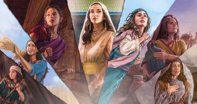 3 Amazing 'Wonder Women' of the Bible