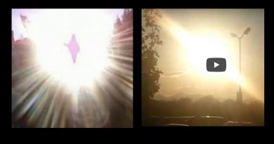 """The List"" – Powerful Video  of Sun Miracles at Medjugorje"
