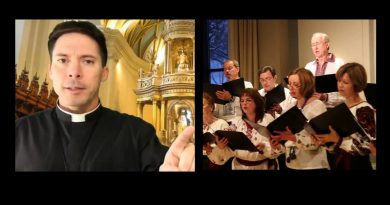 Is the Coronavirus making Church Choirs Deadly? What is the Spirit Saying? – Fr. Mark Goring