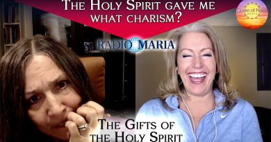The Holy Spirit Gave Me What Charism?