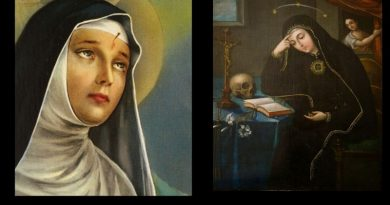 Saint Rita of Cascia – The Powerful story that you may not know – God's hermit