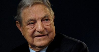 "Geroge Soros: Unprecedented ""Coronavirus Pandemic really endangers the survival of our civilization""."