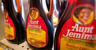 Gone with the wind – Aunt Jemima Logo and brand are finished after 130 years.