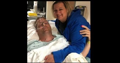 """""""Today I am mad""""…Wife and Mother's life changes forever after """"activist"""" decides he wants to """"run over a cop today."""" Powerful  – A Sign of Our Times"""
