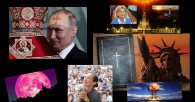"From Fatima to Medjugorje: Signs of the ""Great Prophecy"" Unfolding – Russia's Putin changes Constitution – Puts ""God"" into the constitution, says marriage is a union between man and woman…While Christians See 'Seismic Implications' in Supreme Court Ruling on LGBT issues."