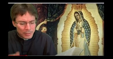 OUR LADY: Humanity is Hanging by a Thread – Fr. Mark Goring