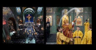 """Understand the sign of the times"".. Fatima and Medjugorje revelations now at a tipping point-  Russian Orthodox Church consecrates huge cathedral dedicated to military."