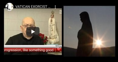 "Famed Vatican Exorcist Speaks about Satan and the Madonna…""Our Lady of Medjugorje has come specifically to bring the world back to God."" Powerful video"