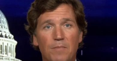 Tucker Carlson responds to intrusive (dangerous)  reporting by New York Times…Must watch Powerful short video… (If you believe in Christ the Savior, understand they will ultimately come for you)
