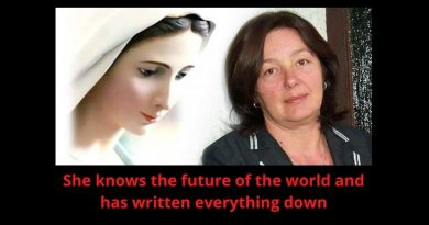 "Coronavirus and the Medjugorje secret keeper: …""Our Lady told me the future of the world and the future of the church…I wrote everything down. I can say this Our Lady is planning on changing the world"""""