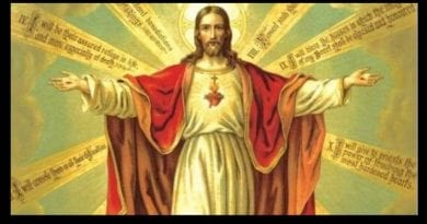 12 PROMISES OF THE SACRED HEART OF JESUS (With Act of Consecration Prayer)