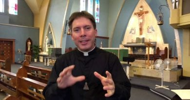 BLOOD OF JESUS is the KEY TO HEAVEN – Fr. Mark Goring, CC