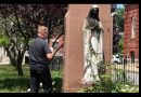 Statue of Blessed Virgin Mary Set on Fire Near Boston – Where is the outrage?