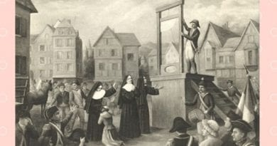 Christianity under attack in USA… THE SIXTEEN CARMELITE MARTYRS OF FRANCE -Remember it can happen here.