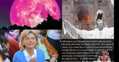 "Approaching the Apocalypse: 'I do see indications that the events are already in motion.""…We are approaching the time of the triumph of the heart of our Mother!"" Mirjana, Medjugorje seer"