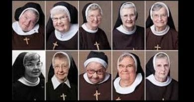 Heartbreaking and urgent need for prayers – 13 Nuns die from Covid-19 supervirus in Convent near Detroit. 22 more test positive.