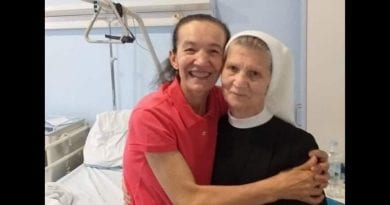"Vicka's Medjugorje Miracle? ""The operation was very risky and she had already been called ′′ no longer operable ′′ given the fragility of her physique"""