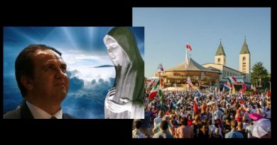 "Ivan's special message to Medjugorje Youth Festival..""We have entered a difficult times in church and in the world""…Our Lady  comes here in a special way to invite young people of the world to pray for peace. She needs you!"""