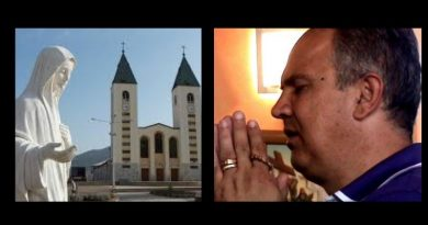 Ivan's urgent plea in Medjugorje: She needs you. You are the future of the Church. You are the future of the world. And a world of peace is possible. It is possible through you. Don't wait for someone else to start, it will be a waste of time. ""