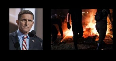 "Gen. Michael Flynn: The biblical nature of good versus evil cannot be discounted…""We are witnessing a vicious assault by enemies of all that is good"""