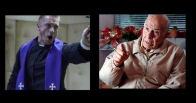 After 6,000 Exorcisms this Priest Has 4 Pieces of Advice for Every Catholic #2  is very scary.