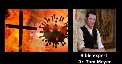 "Coronavirus prophecy: Are we living in the end times? Bible expert says 'clock is ticking'..""Concerns we are living in a time of biblical plague."""