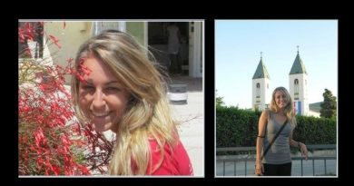 Miracle: Young Woman with Incurable Brain Disease is cured after Visit to Medjugorje