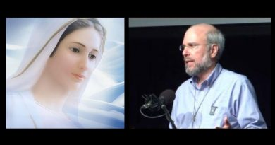 Some Catholics call this the greatest conversion story of Modern Times: Atheist Harvard Professor Converts After Virgin Mary Appears to him in Apparition