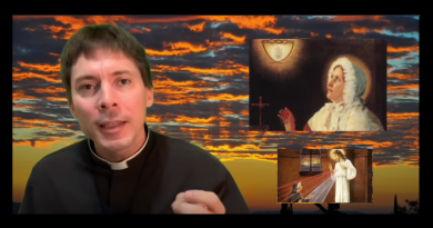 """The Prophecy of Darkness"" Over the Earth and then a Sign in the Sky – Fr. Mark Goring"