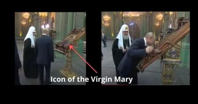 Putin and the Virgin Mary – Russian Leader Dramatically Venerates the Mother of God – Signs of Fatima and Medjugorje Prophecy Converging