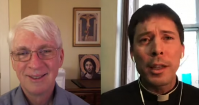 Great Reset & New World Order – Dr. Ralph Martin –Powerful Video with Fr. Goring